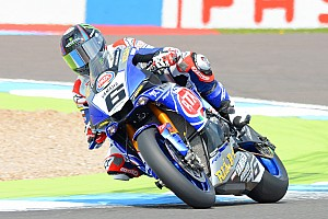 World Superbike Breaking news Yamaha impressed with Beaubier's debut WSBK outing
