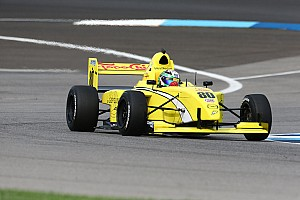 Pro Mazda Qualifying report Team Pelfrey dominates Pro Mazda qualifying