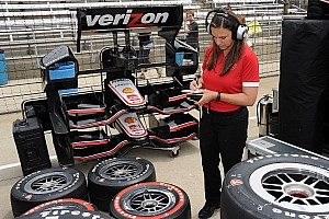 IndyCar Breaking news Firestone and IndyCar to meet over tire regs shakeup