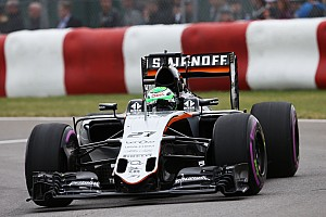 Formula 1 Preview Sahara Force India on Baku