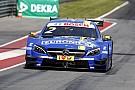 DTM Robert Wickens kicks off the Motorsport Festival at the Lausitzring with a podium