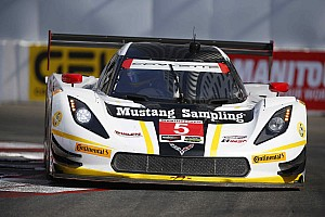 IMSA Qualifying report Action Express Racing and BMW claim poles at Long Beach