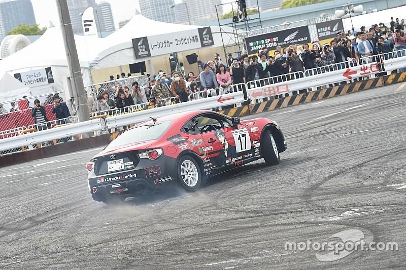 今年もモータースポーツ・ジャパンがお台場で開幕