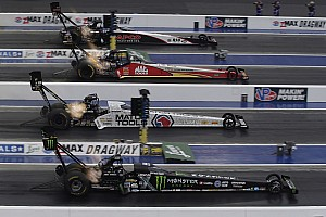 NHRA Breaking news NHRA reveals 2017 schedule