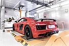Auto Audi quattro devient Audi Sport