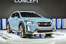 Auto Subaru dévoile son concept Crosstrek