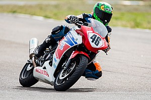 Other bike Race report Coimbatore Honda CBR 250: Mathana and Abhishek share wins as Race 2 shortened
