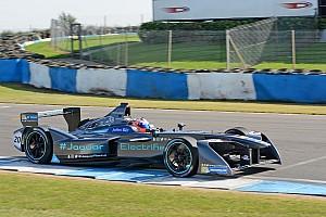 Formula E Breaking news Evans to partner Carroll at Jaguar