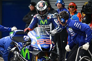 "MotoGP Breaking news Lorenzo: ""From the beginning, I didn't have grip"""