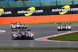 WEC Preview Audi aims to continue major successes at Spa