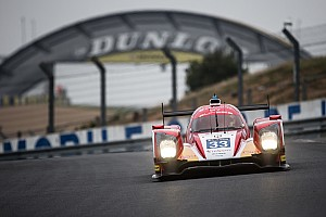 Le Mans Testing report Nissan teams dominate LM P2 class at Le Mans Test Day