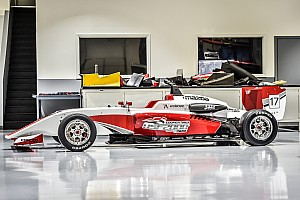 USF2000 Breaking news 2017 USF2000 car unveiled at IMS