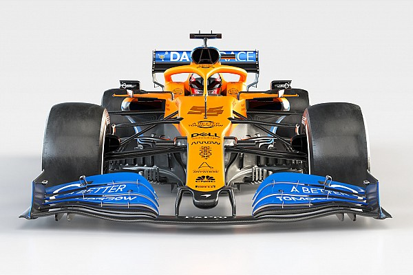 MCL35 front