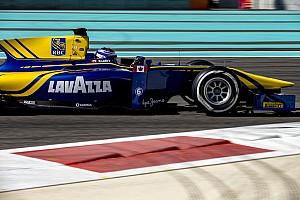GP2 Отчет о тестах Латифи стал быстрейшим в финальный день тестов GP2