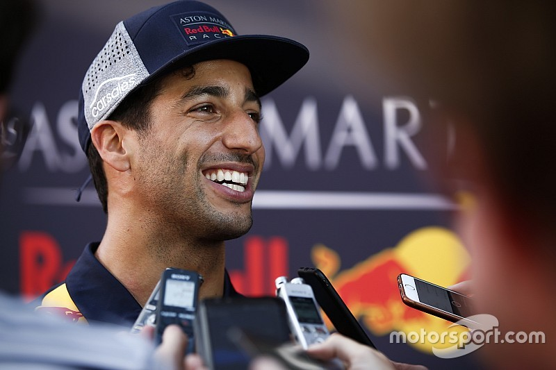 Ricciardo dejará Red Bull a final de temporada