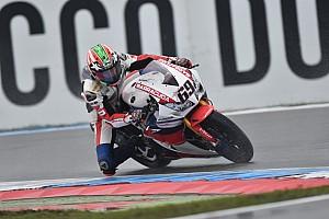 World Superbike Breaking news Hayden revels in first podium finish since 2011