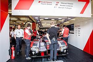 Le Mans Commentary Benoît Tréluyer: My seven wonders of Le Mans!