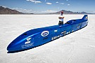 General Danny Thompson aims for Land Speed Record