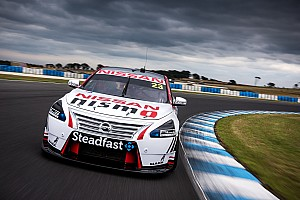 Supercars Breaking news Nissan still undecided on V8 programme