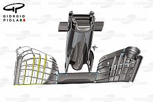 Formule 1 Analyse Technique - L'évolution en vidéo des ailerons de la McLaren MP4-31