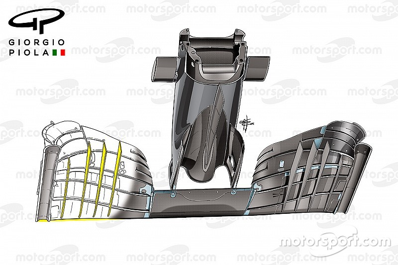Video analysis: How McLaren's front wing evolved in 2016