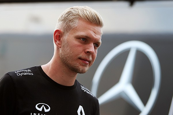 Formula 1 Breaking news Magnussen confident he will be fit for Monza