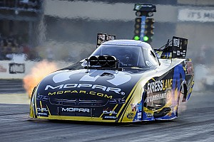 NHRA Qualifying report Hagan, Force, Gray and Smith earn No. 1 qualifying positions at Chicago