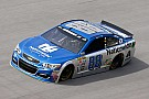 NASCAR Sprint Cup Dale Earnhardt Jr. crashes out early in the running at Talladega