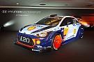 WRC Fotogallery: la presentazione della Hyundai i20 New Generation WRC Plus