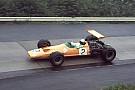 Формула 1 Історична помаранчева ліврея команди Формули 1 McLaren