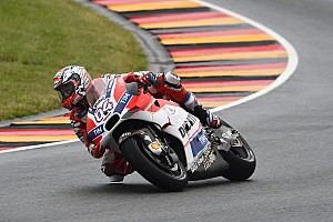 "MotoGP Breaking news Dovizioso ""not obsessed"" with breaking MotoGP losing streak"
