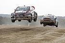 Global Rallycross Red Bull Global Rallycross season resumes in Atlantic City