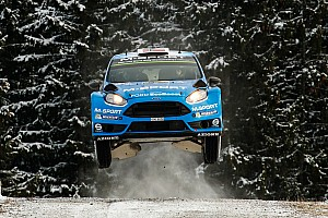WRC Preview M-Sport ready for Mexican fiesta