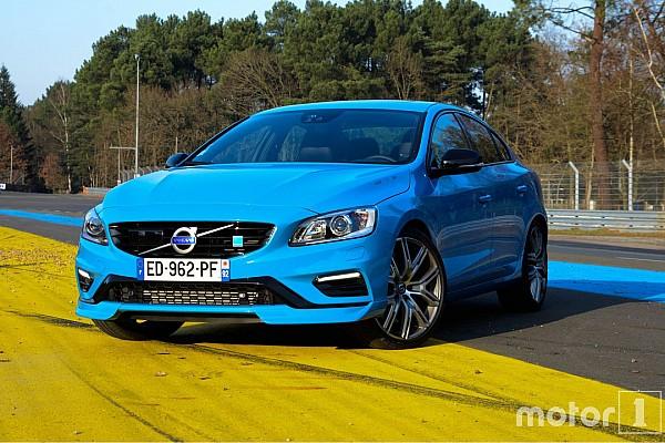Auto Actualités Le test de la Volvo S60 Polestar
