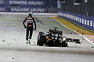 Hulkenberg: Run of first lap crashes