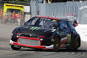 World Rallycross Leg report Canada WRX: Solberg on top after Saturday's running