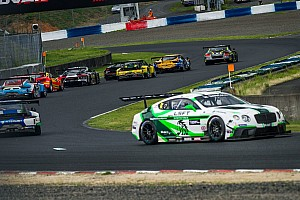 Asian GT Analysis 13 drivers in GT Asia Series title contention heading to season final