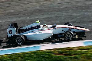 GP3 Interview Raghunathan targets podiums in rookie GP3 season