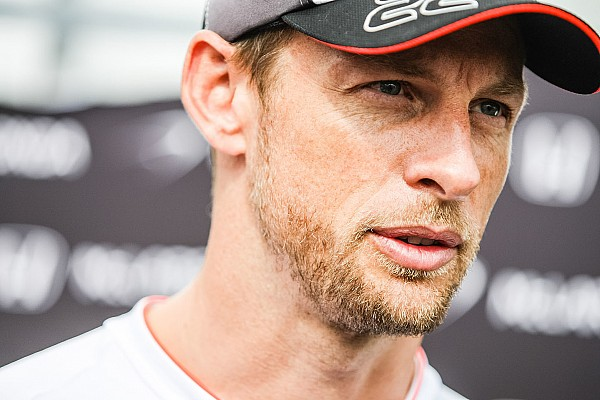 Formula 1 Button goes to hospital with eye irritation
