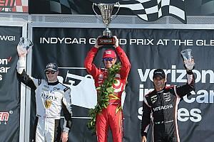 IndyCar Race report Watkins Glen: Top 10 quotes after race