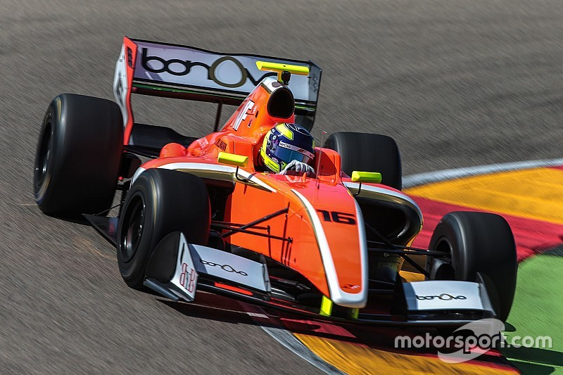 Dillmann names Vaxiviere, Orudzhev as his rivals for F3.5 crown