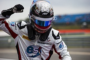 F3 Breaking news Albon, Herta headline 16-car Masters of F3 entry list