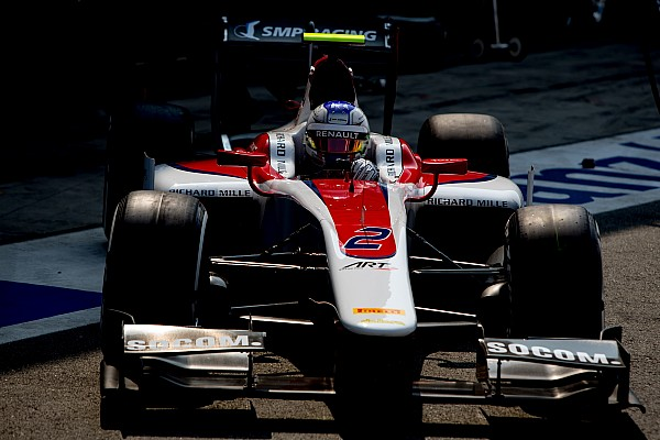 GP2 Special feature Sirotkin column: A weekend of Monza misery