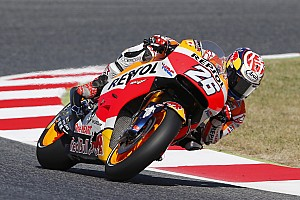 MotoGP Breaking news Pedrosa says form hurt by Marquez's bike choice