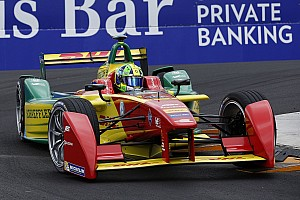 Formula E Preview ABT has big goals for the home Formula E race in Berlin