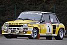 Auto Une Renault R5 de Jean Ragnotti vendue aux enchères