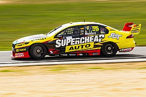 Supercars Practice report Winton V8s: Owen and Le Brocq top co-driver session