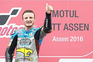 MotoGP Race report Assen MotoGP: Jack Miller stuns in wet and wild thriller