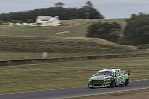 Supercars Practice report Tasmania V8s: Winterbottom on top in final practice