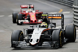 Formula 1 Race report Sergio Perez dedicates podium in Monaco to Vijay Mallya
